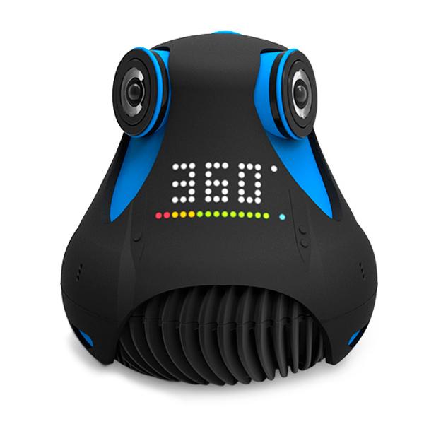Сферическая камера Giroptic 360cam