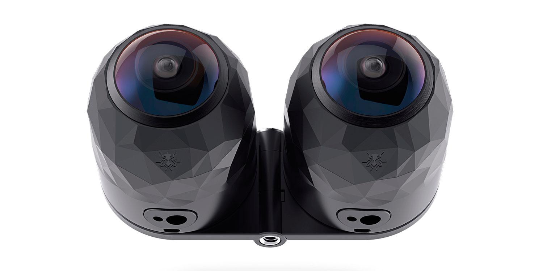 360fly 4K Pro Dual Camera Rig