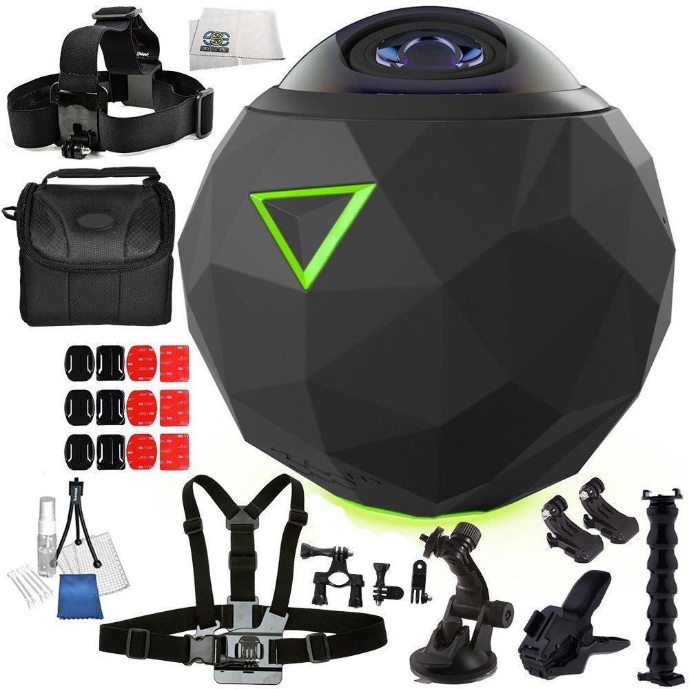 Крепления для камеры 360fly 4k бесплатно