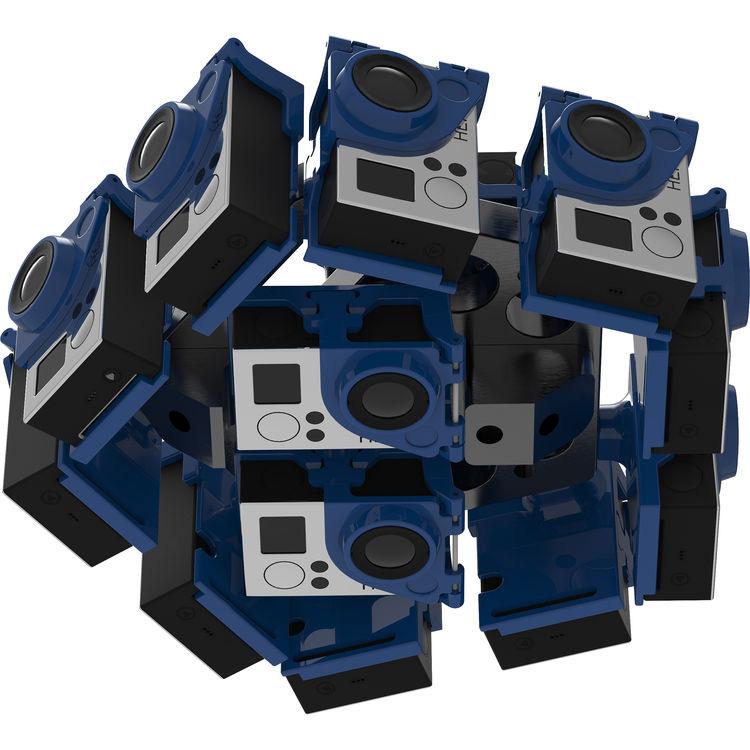 Риг для 360-градусной съемки 3DPro