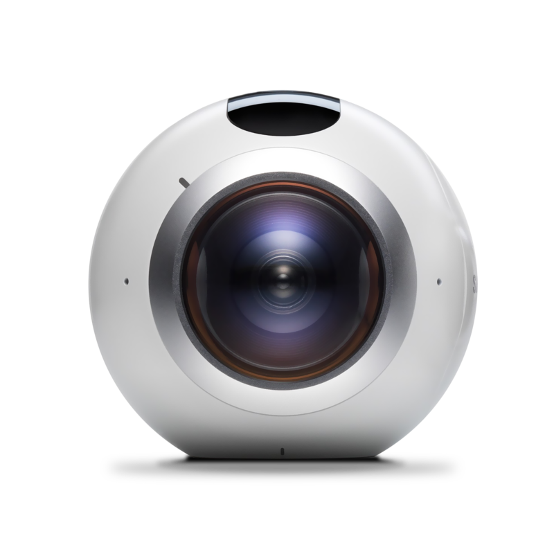 Интервальная съемка камеры Samsung Gear 360