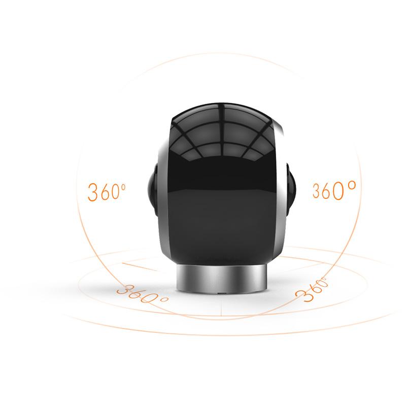 Камера 360 градусов ALLie Home для стрима на YouTube