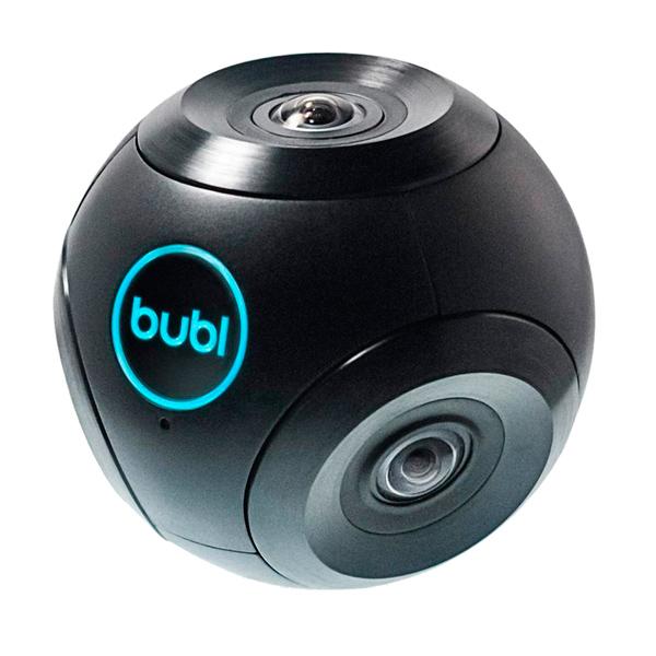 Сферическая камера Bublcam