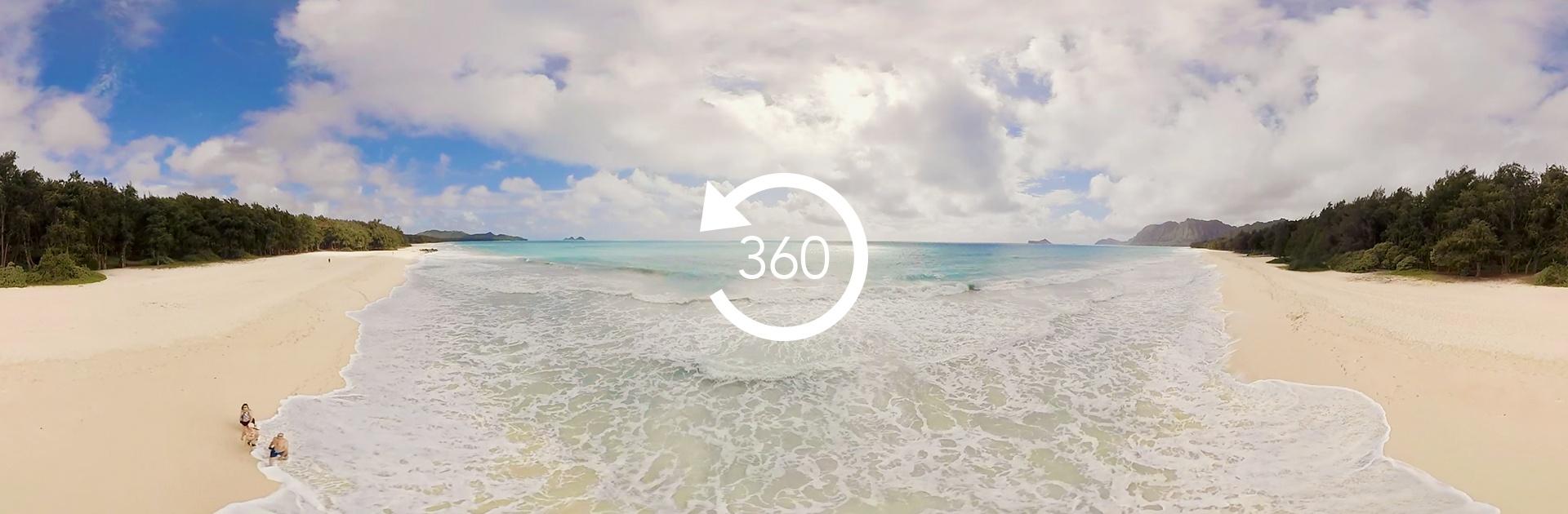 Идеальная камера 360 градусов для отпуска в 2018 году