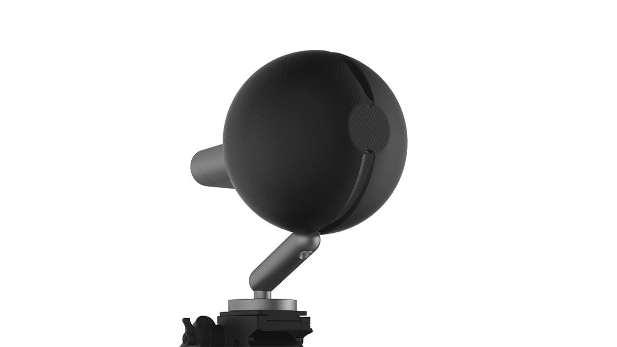 Carbon Lens Cover для Nokia OZO
