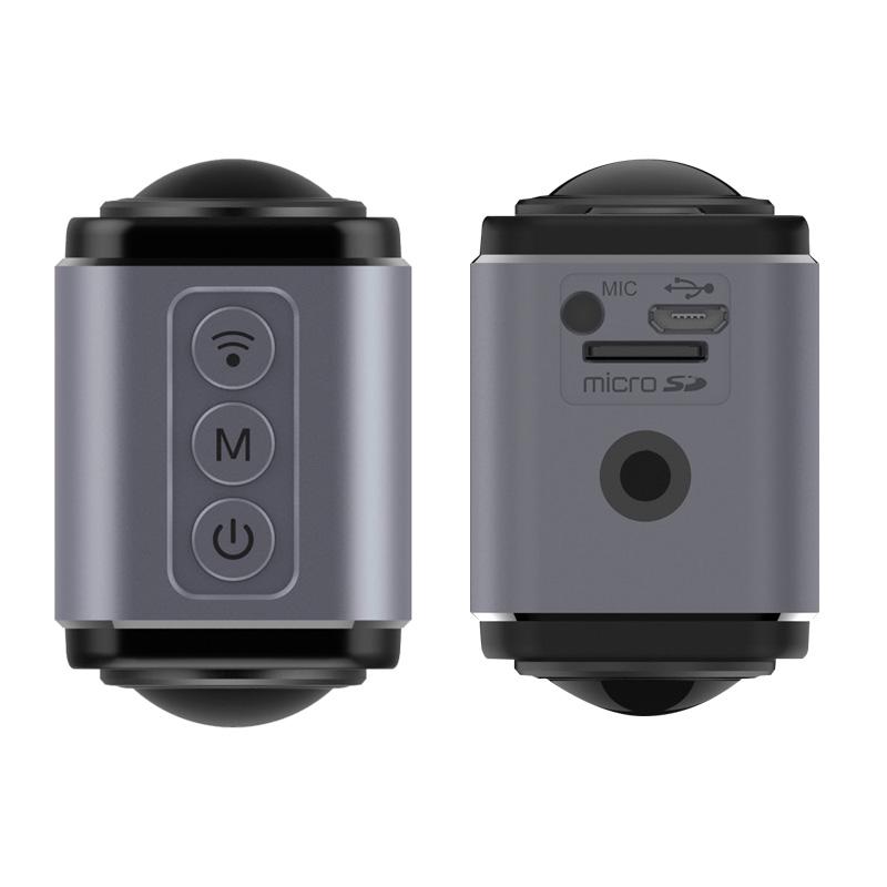 Камера для стрима 360 градусов CATEYES CAT360