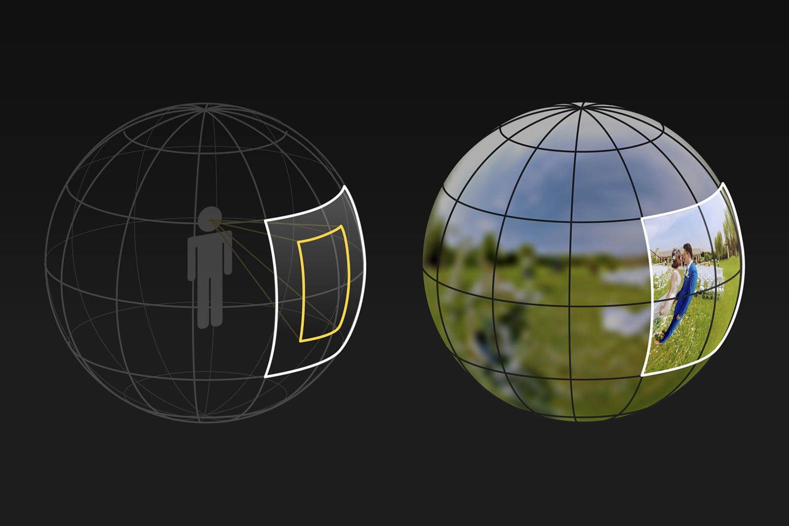 Технология CrystalView от Insta360