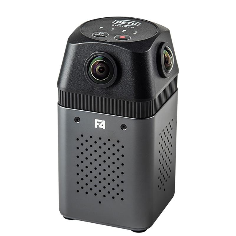 Сферическая камера Detu F4