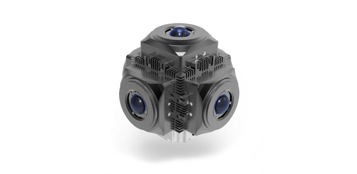 DFC Panoramic Camera