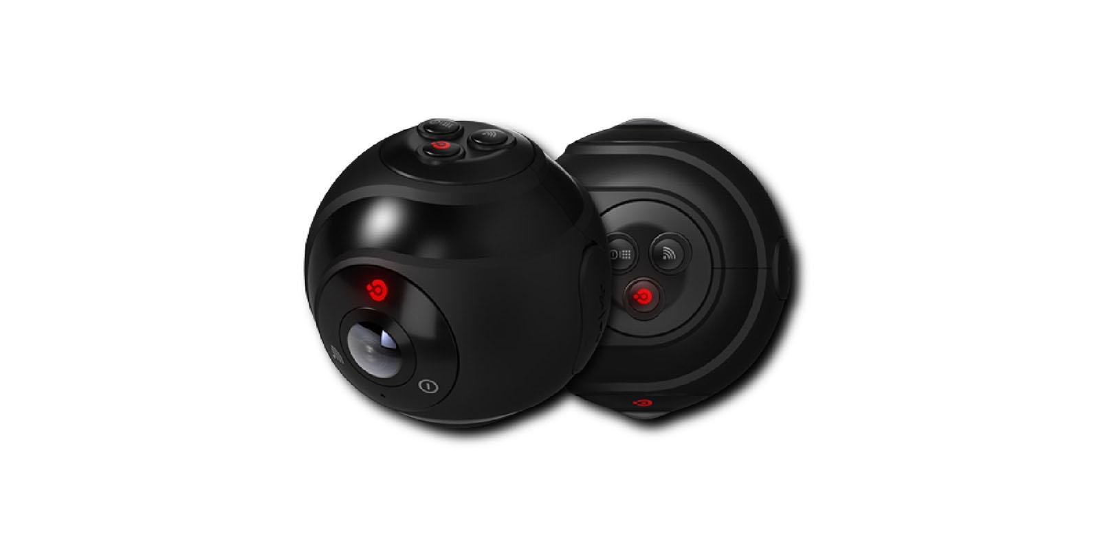 360-градусная камера Dokicam