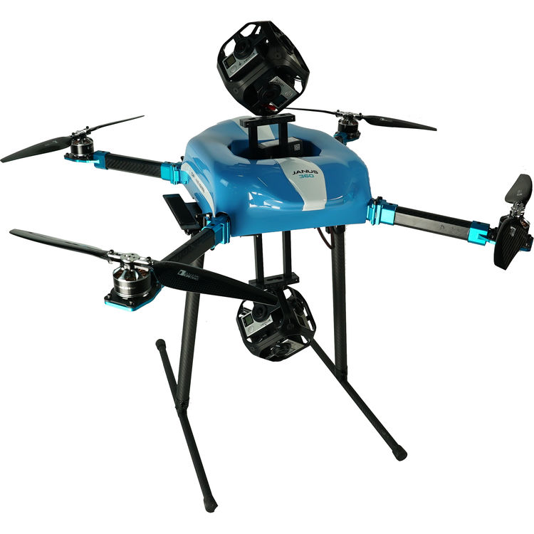 Drone Volt Janus 360 V2 Professional