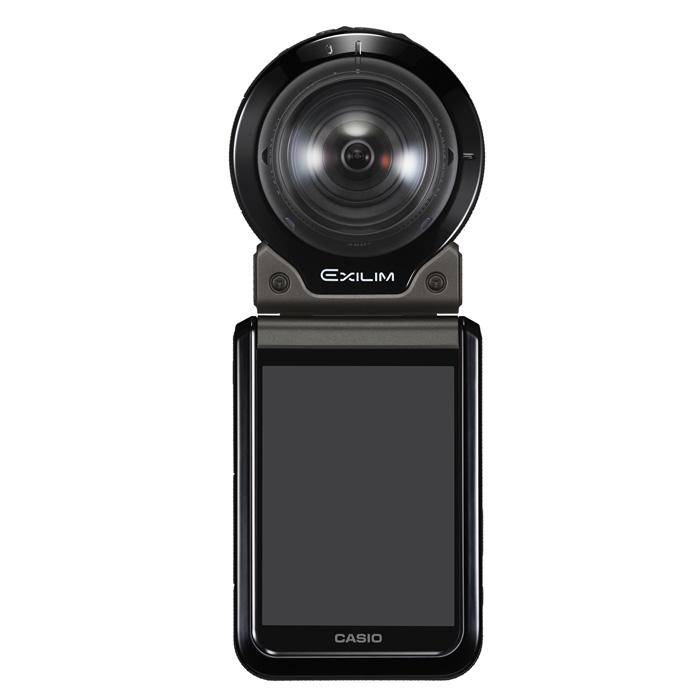 Сферическая камера Casio EX-FR200