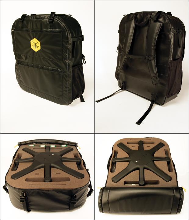 Рюкзак для квадрокоптера Exo360