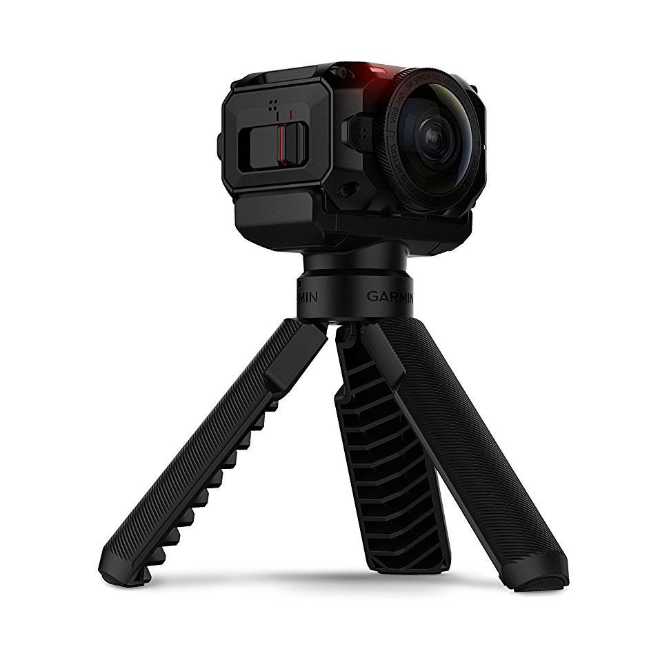 Панорамная камера Garmin VIBE 360 для съемки активных видов спорта