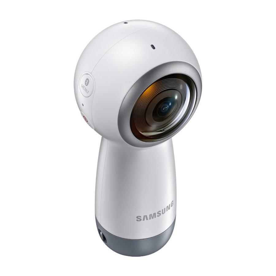 Samsung Gear 360 (2017) для стриминга в формате 360 градусов