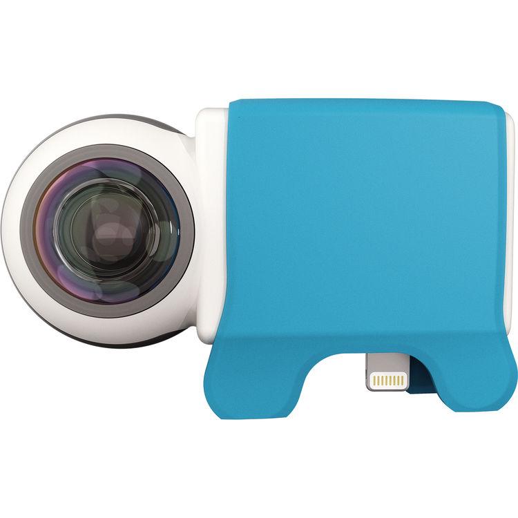 Сферическая камера для iPhone Giroptic iO