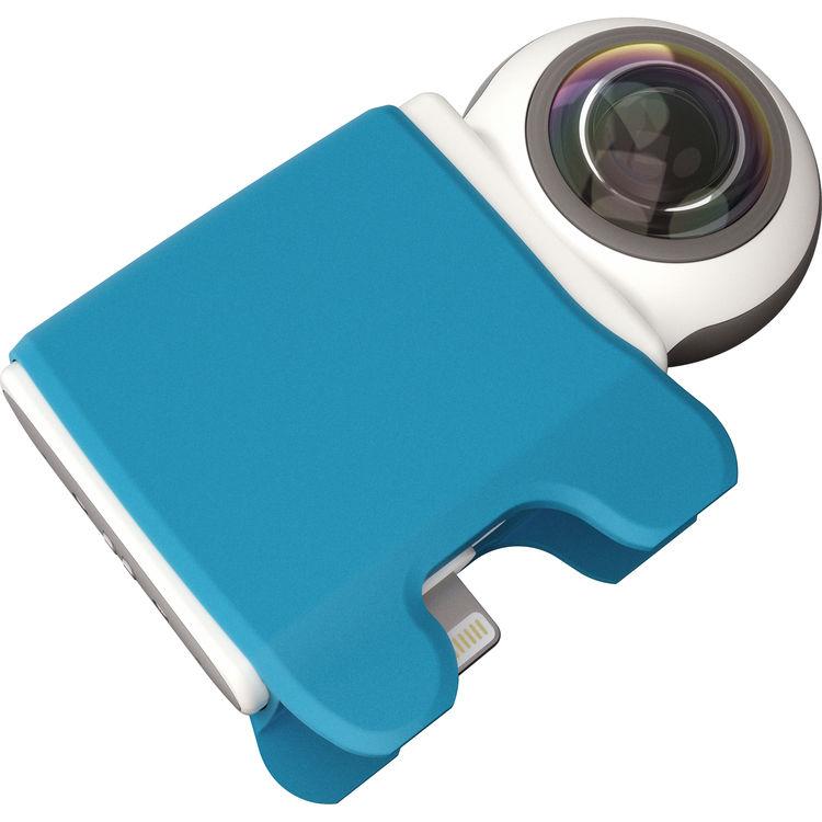 Камера для 360-градусного стрима Giroptic iO