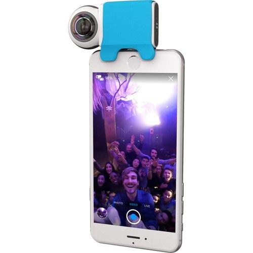 Giroptic iO - сферическая камера для iPhone и iPad