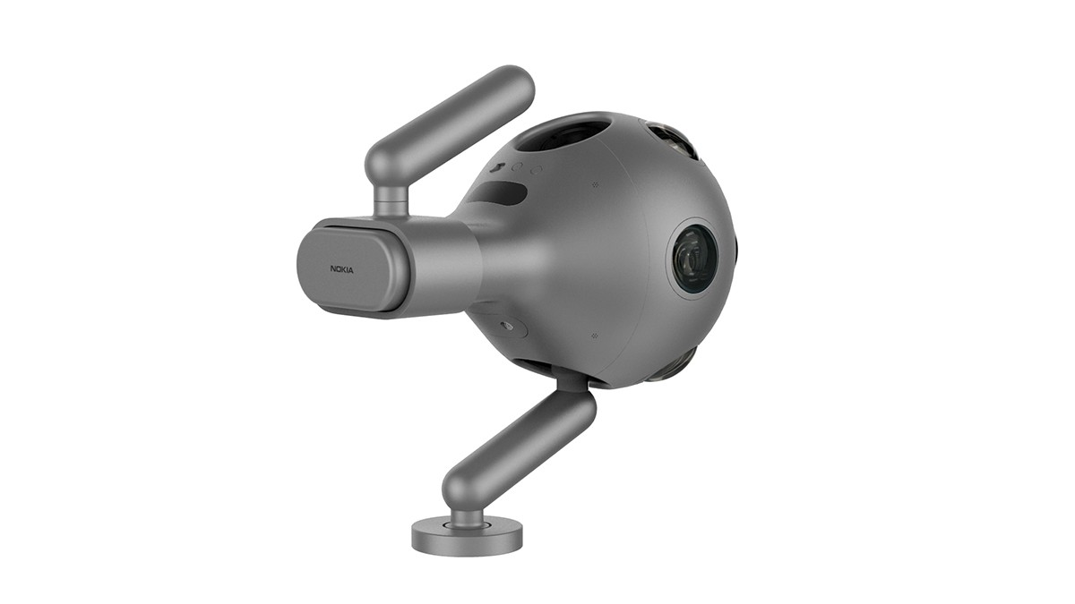 Camera Handle для Nokia OZO