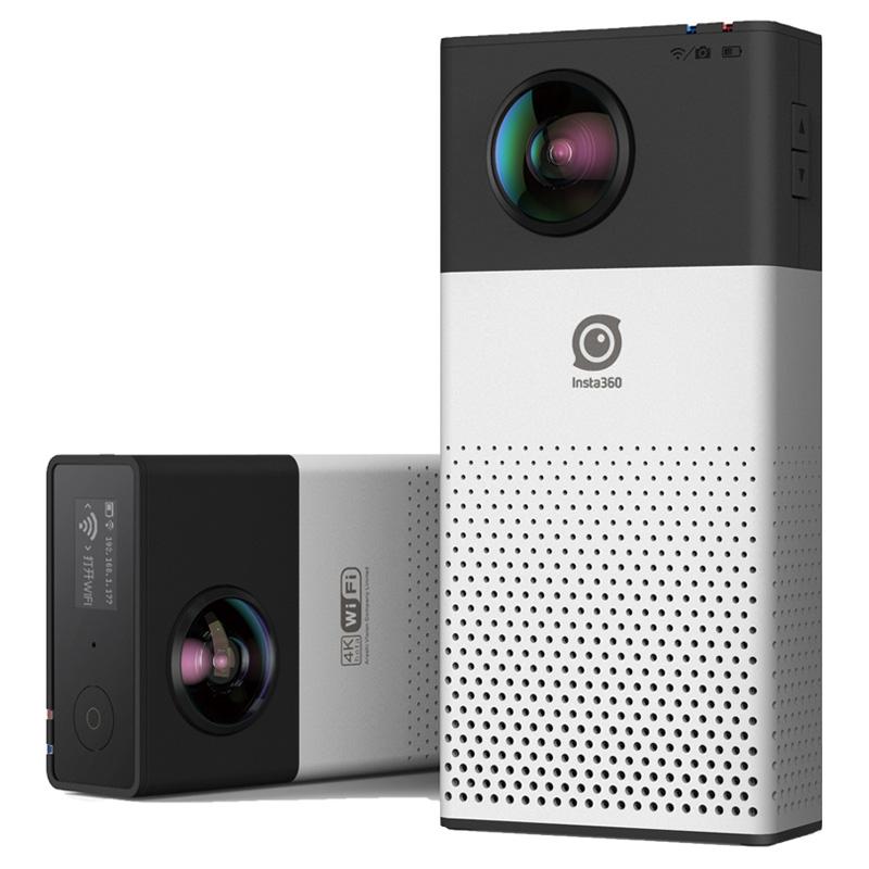 Камера для виртуальной реальности Insta360