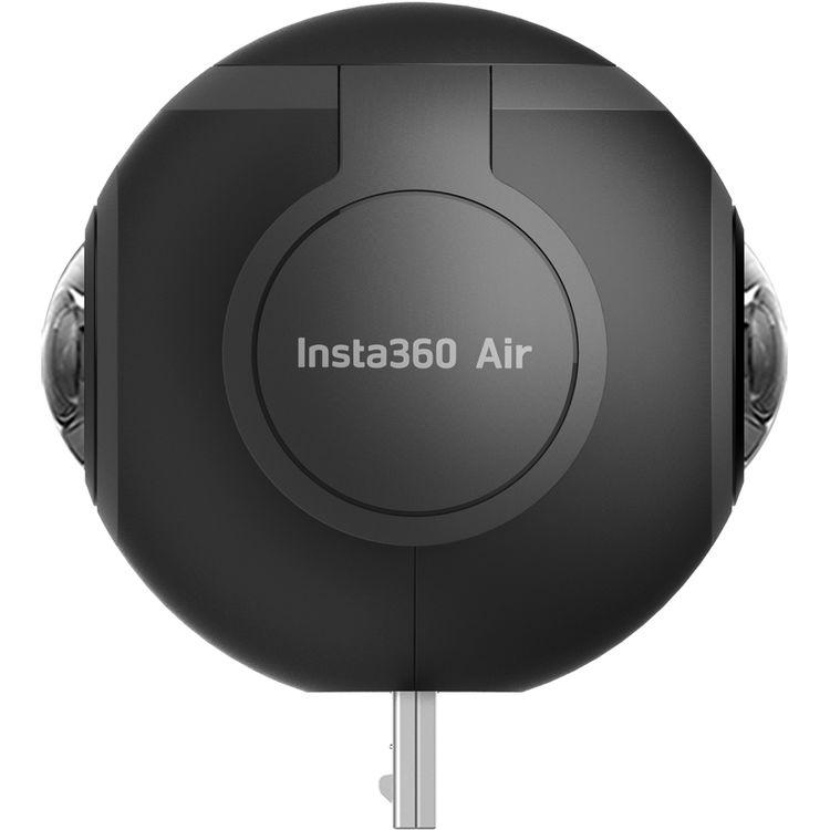 4 разных цвета камеры Insta360 Air