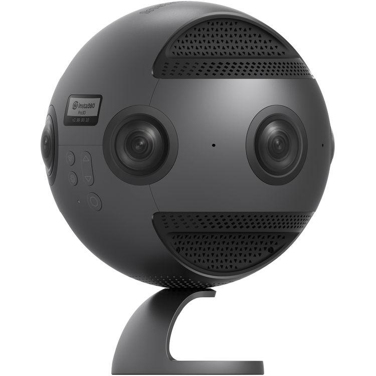 Панорамная камера Insta360 Pro с поддержкой 8k видео