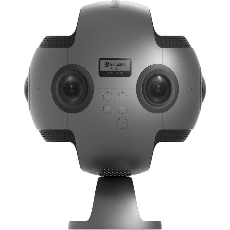 3D камера 360 градусов Insta360 Pro