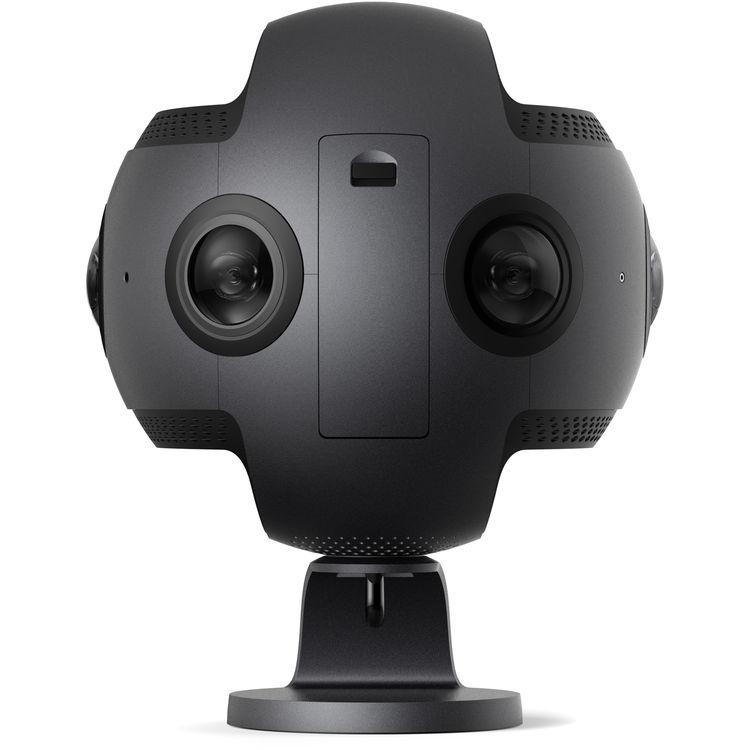Камера 360 градусов Insta360 Pro в 8k и 3D съемкой