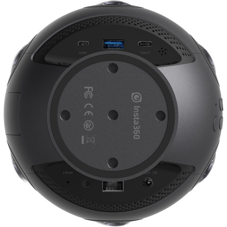 Insta360 Pro, Panono Panoramic Ball Camera, Vuze