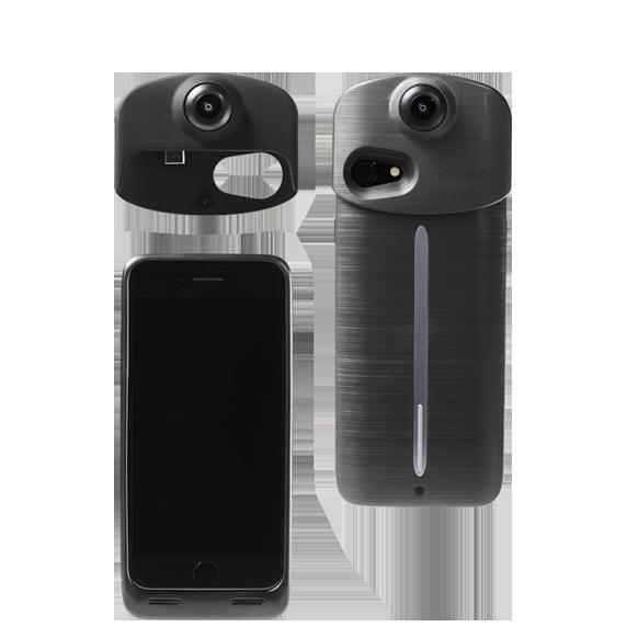 ION360 360-градусная камера-чехол для iPhone 7