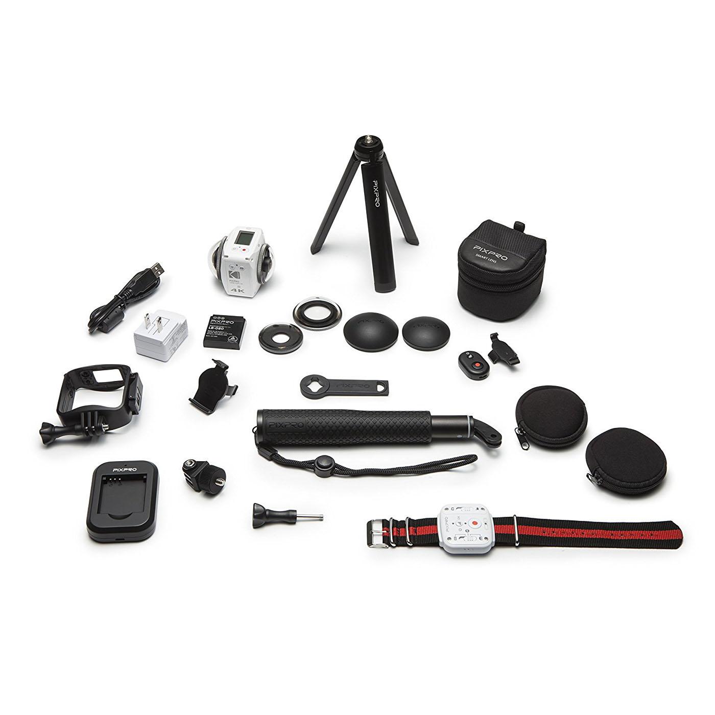 Комплект аксессуаров к панорамной камере Kodak ORBIT360