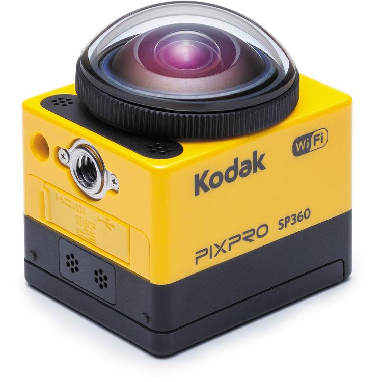 Сферическая камера Kodak SP360