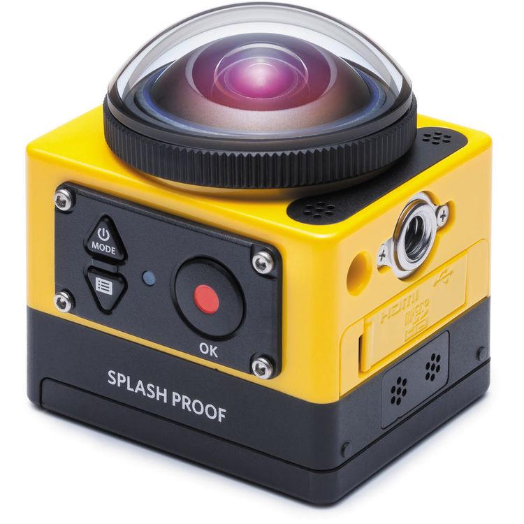 Влагостойкая панорамная экшн камера Kodak SP360