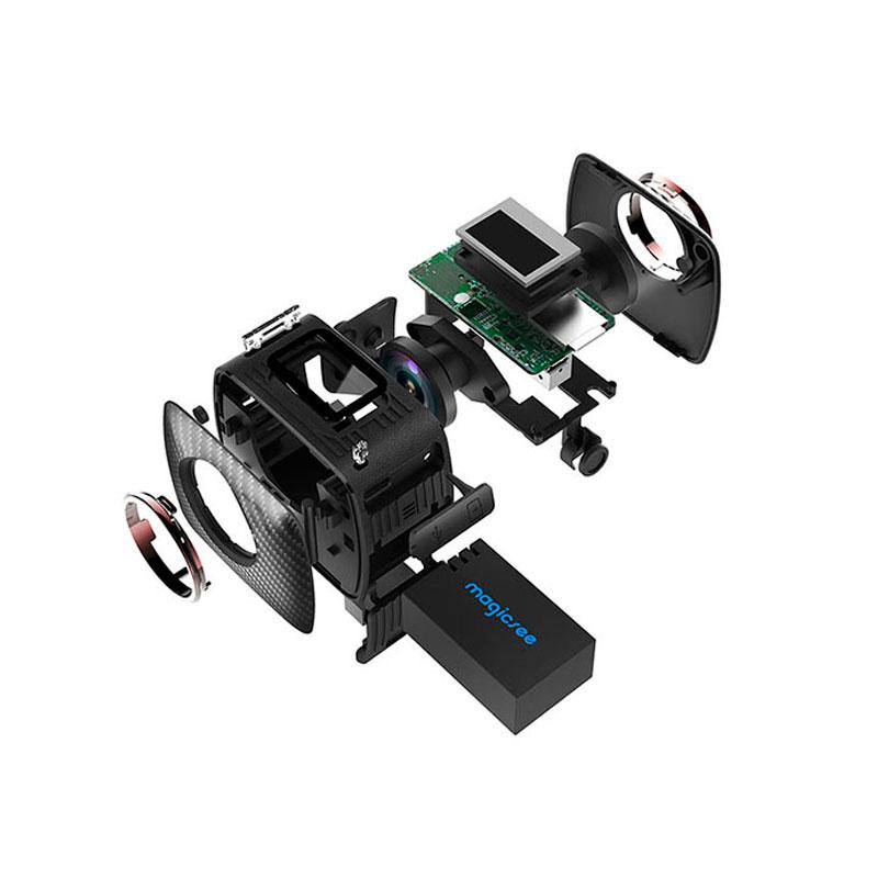 Камера Magicsee P3 для съемки 360 градусов