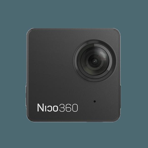 360 градусная экшн камера Nico360