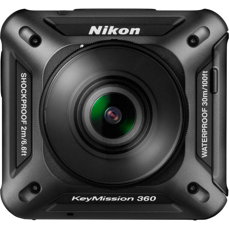 Панорамная камер Nikon KeyMission 360