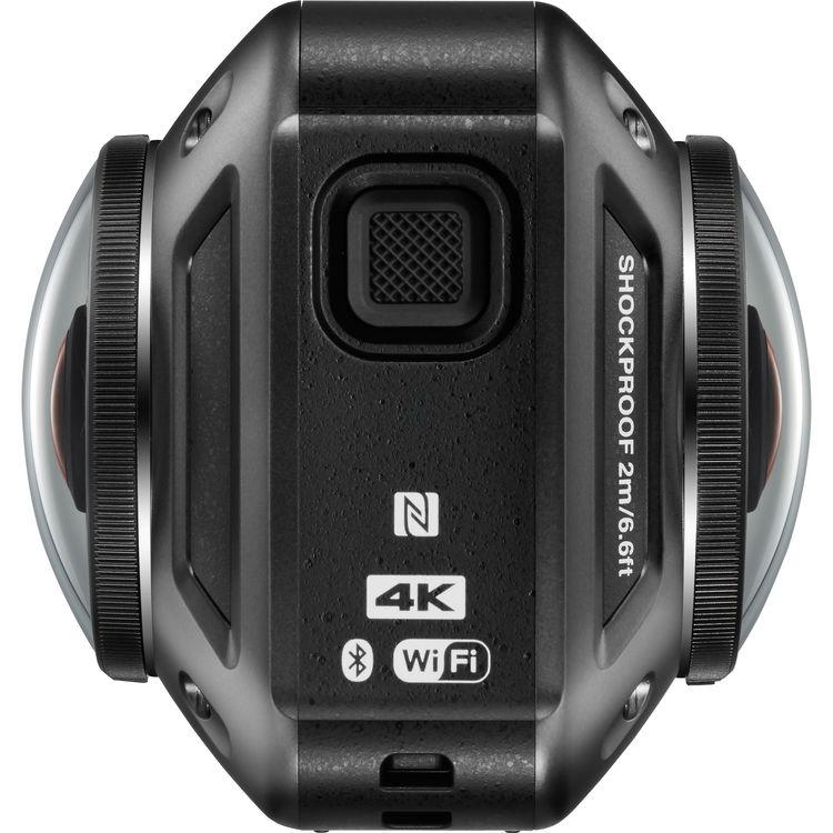 Панорамная экшн-камера Nikon KeyMission 360
