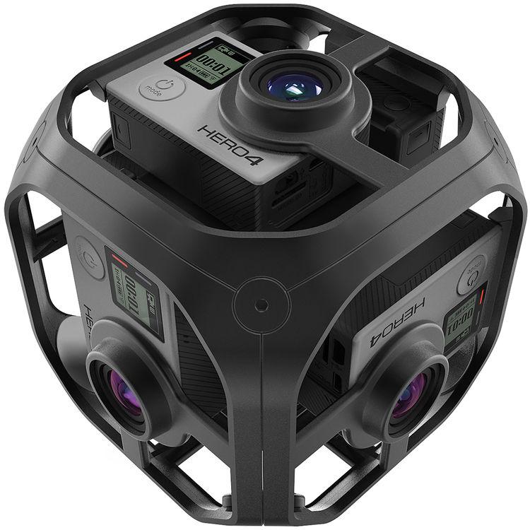 Сферическая камера GoPro Omni