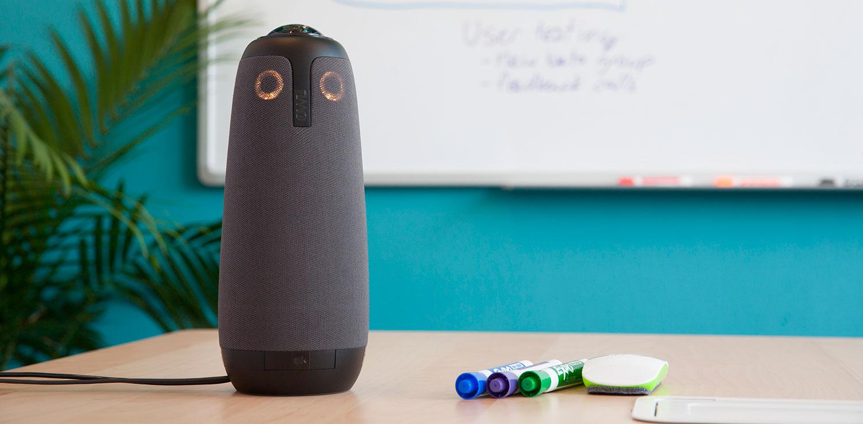 Видеоконференции в формате 360 с колонкой Owl