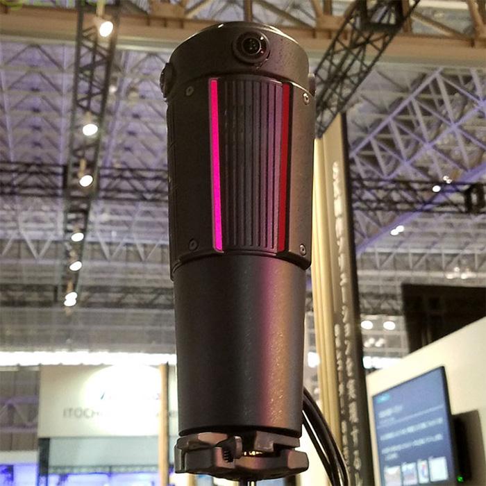 Panasonic Camera 4k stream