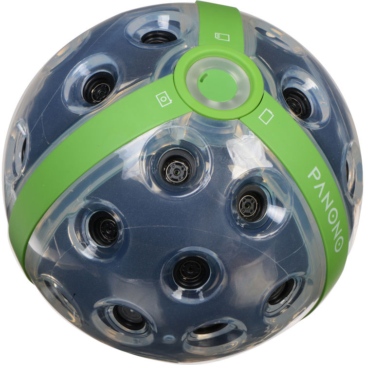 Сферическая камера Panono Panoramic Ball Camera