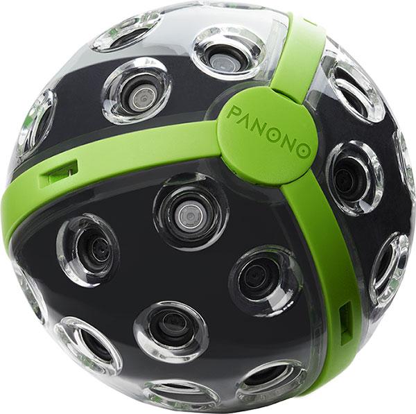 108-ми мегапиксельная сферическая камера Panono