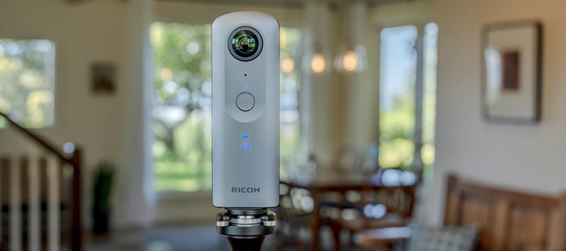 Ricoh запускает доступное и простое приложение для виртуальных туров