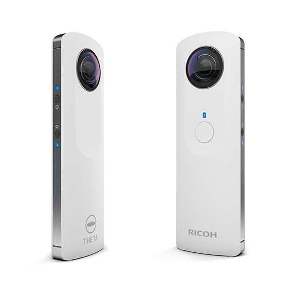 Компактная камера Ricoh Theta M15 для панорамной съемки