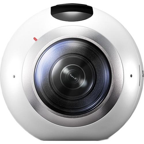 360-градусная камера Samsung Gear 360