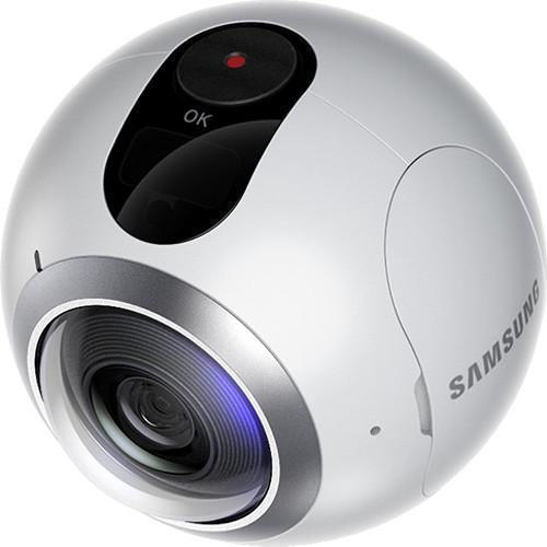 Samsung Gear 360 для съемки панорамных фото и видео