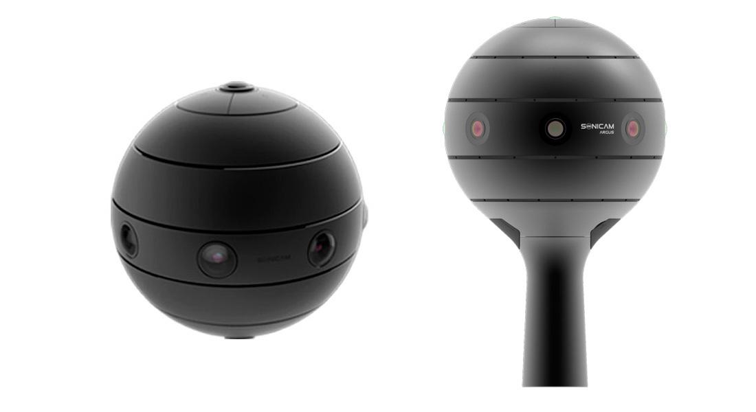 Панорамная камера 360 градусов SoniCam