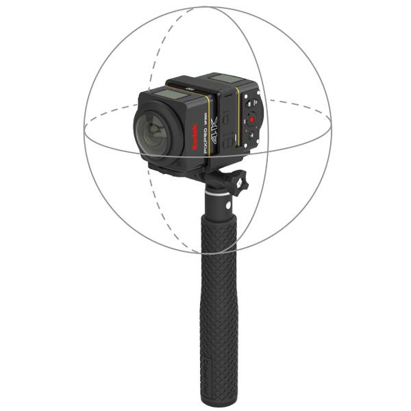 Камера для виртуальной реальности Sphericam 2