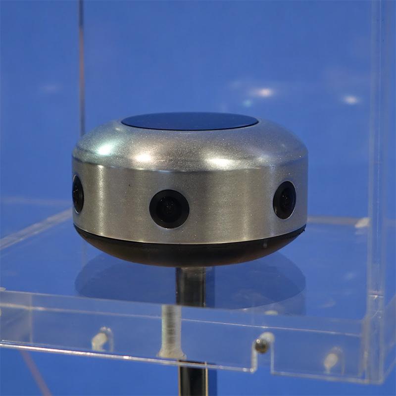 360-градусная камера VISR HEX