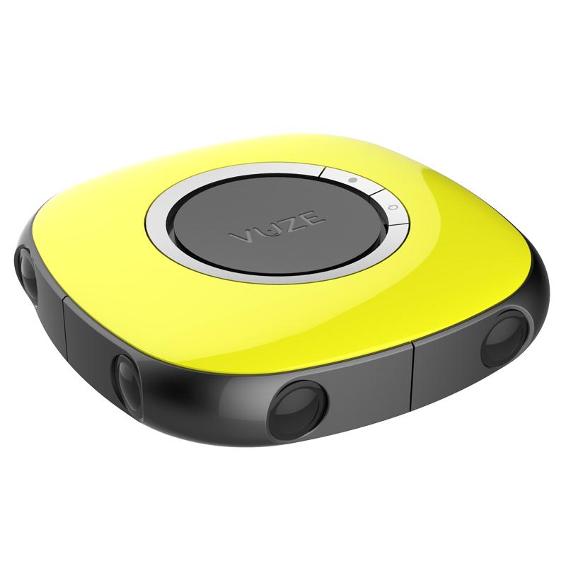 360 градусная камера для виртуальной реальности Vuze